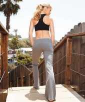 Katoenen joggingbroek voor dames